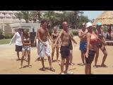 Олимпийские игры на Шератон пляже)) презентация команды